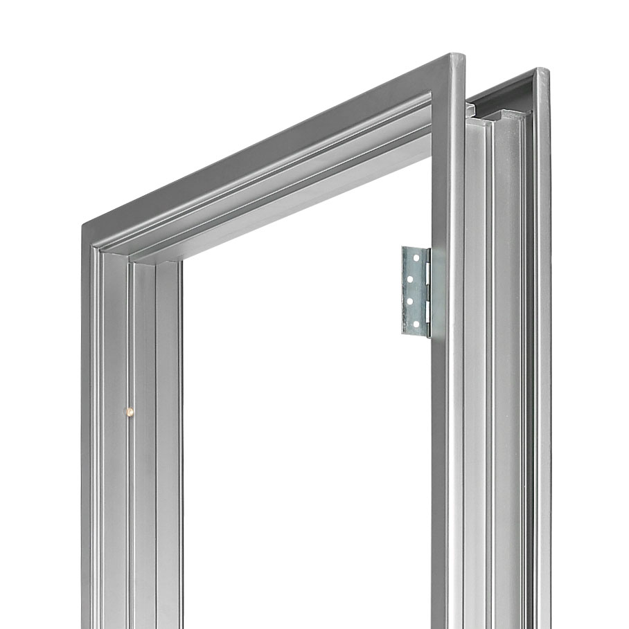 76mmx5180mm Aluminium Door Frame Kit  sc 1 st  Solid Ceilings & 76mmx5180mm Aluminium Door Frame Kit - Solid Ceilings